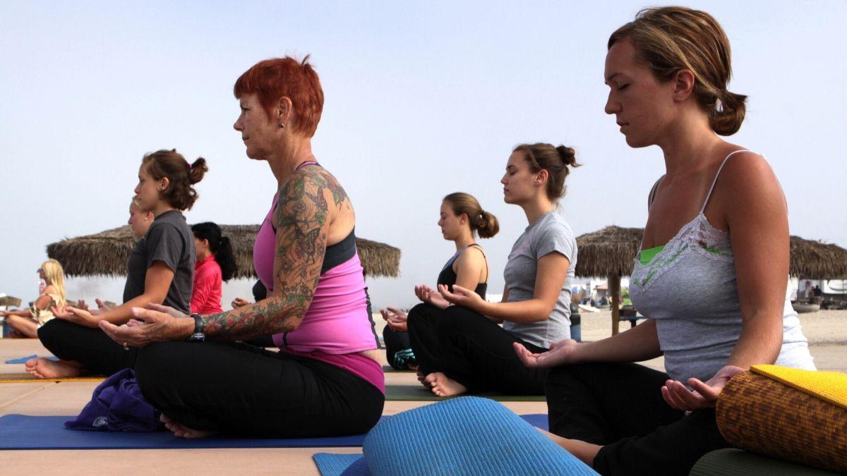 Benefits of yoga