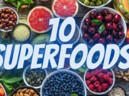 List of Superfoods